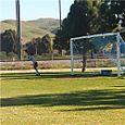 Kate in Goal