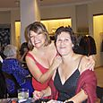 girlies at the red tie gala