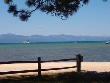 From Tahoe Beach and Ski
