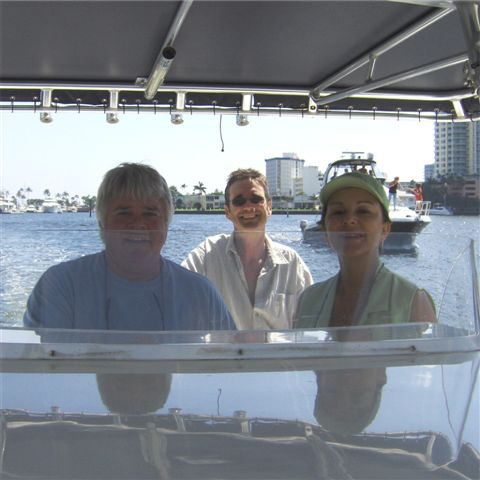 skipper, gilligan and the professor