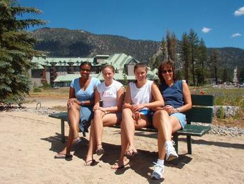 The Ladies @ Lake Tahoe